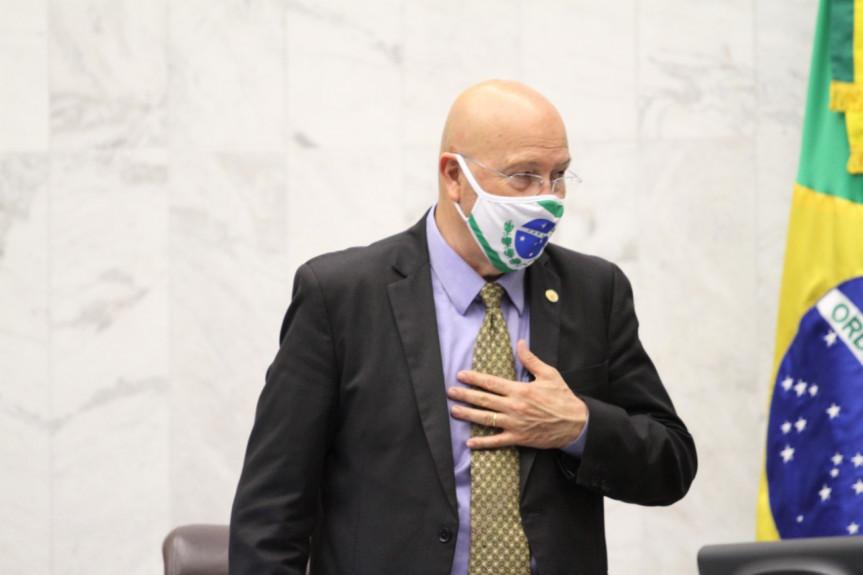 deputado Luiz Claudio Romanelli